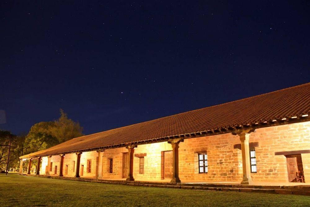 Observatorio Turístico Del Paraguay San Cosme Y San Damián
